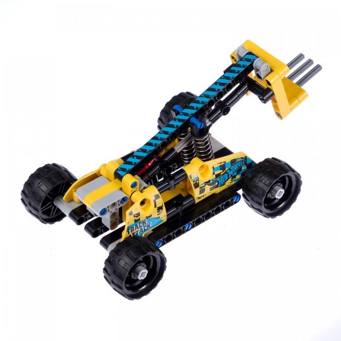 Сборные модели Hot Wheels Racer (135 деталей)