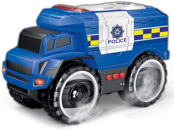 Купить Машины, 1 Toy Экстренные службы Грузовик полиция фрикционный 20 см