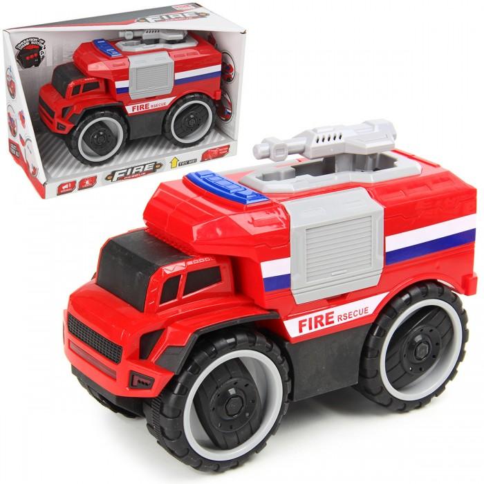 Купить Машины, 1 Toy Экстренные службы Грузовик пожарный фрикционный 20 см