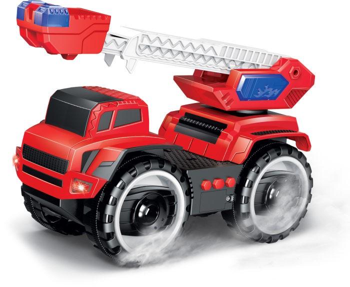 Купить Машины, 1 Toy Экстренные службы Подъемник пожарный фрикционный 20 см