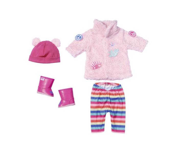 цена на Куклы и одежда для кукол Zapf Creation Baby born Одежда Зимняя для модниц