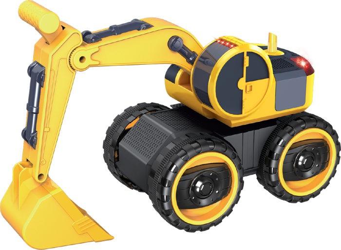 Купить 1 Toy Горстрой Экскаватор фрикционный 20 см в интернет магазине. Цены, фото, описания, характеристики, отзывы, обзоры