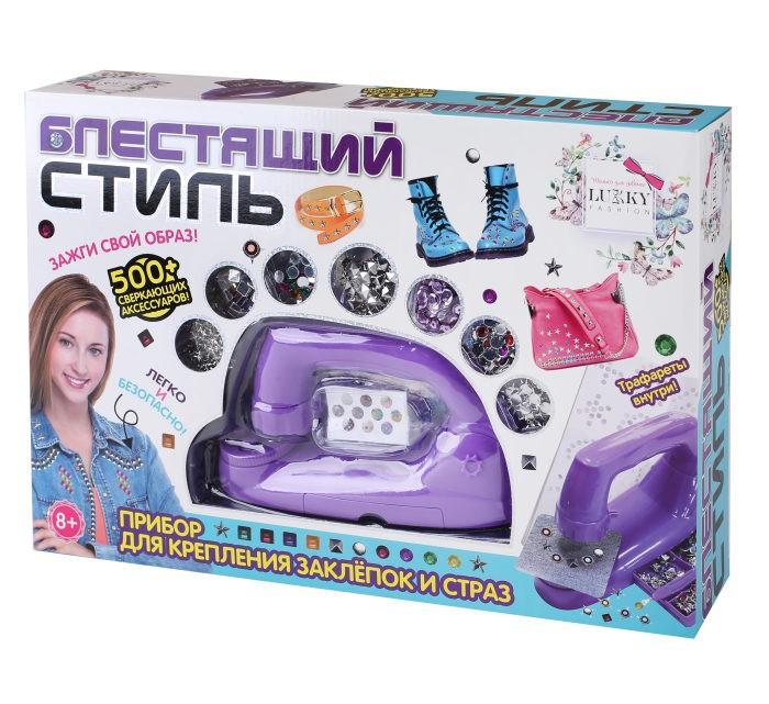 Купить Lukky Набор для детского творчества Блестящий стиль в интернет магазине. Цены, фото, описания, характеристики, отзывы, обзоры