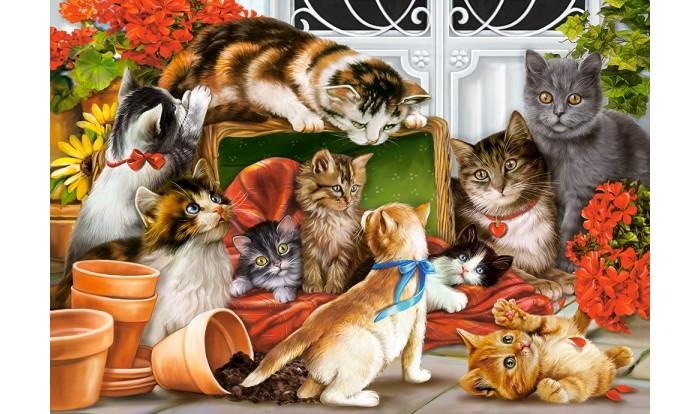 Castorland Пазлы Кошки-мышки