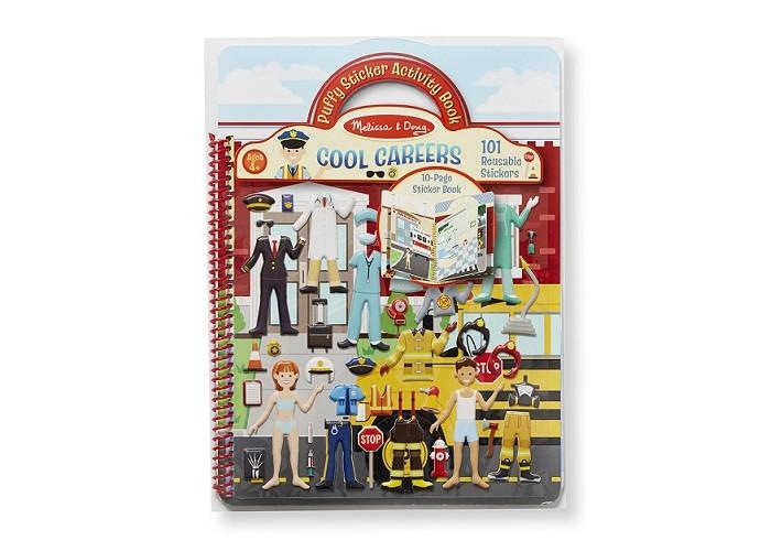 Наборы для творчества Melissa & Doug Творчество Набор стикеров Классная карьера