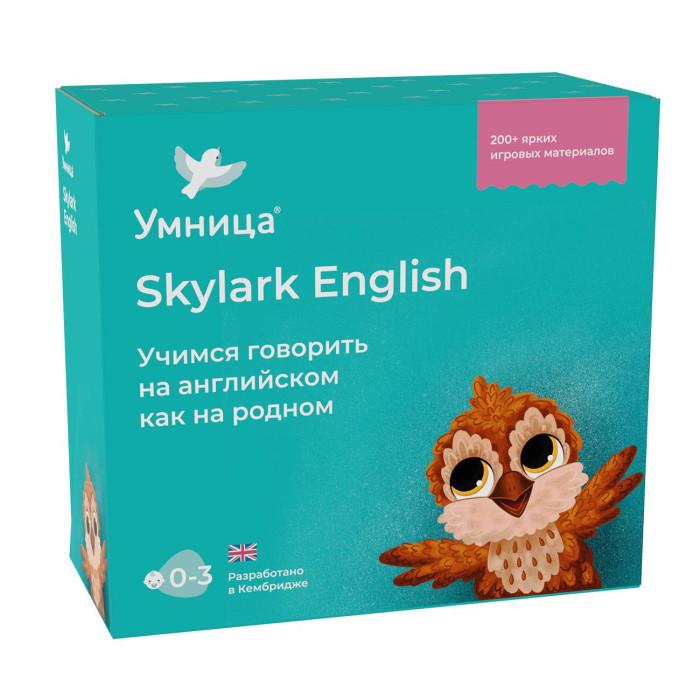 Умница Комплект для изучения английского языка Skylark English от Умница