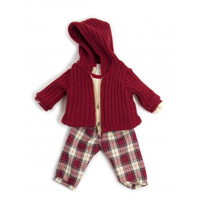 Куклы и одежда для кукол Miniland Одежда для куклы Cold weather trousers set 40 см