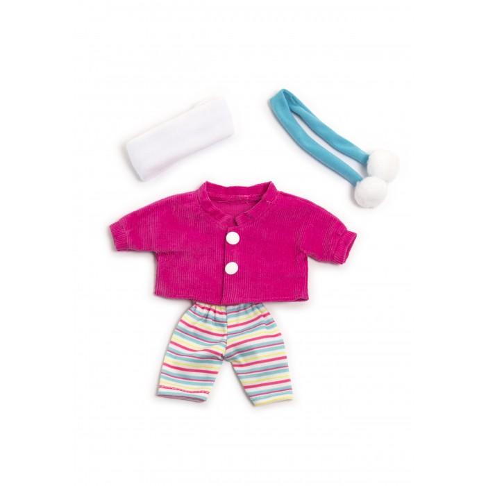 Куклы и одежда для кукол Miniland Одежда куклы Cold weather jacket set 21 см
