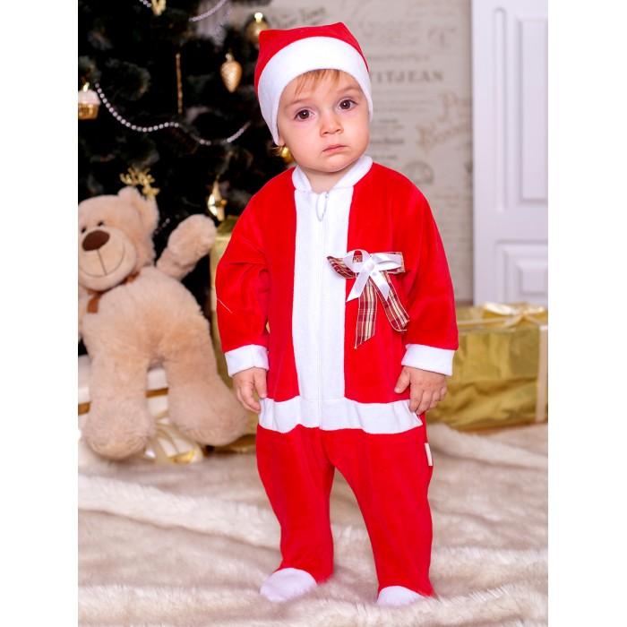 Купить Дашенька Комбинезон с бантом и колпаком для мальчика в интернет магазине. Цены, фото, описания, характеристики, отзывы, обзоры