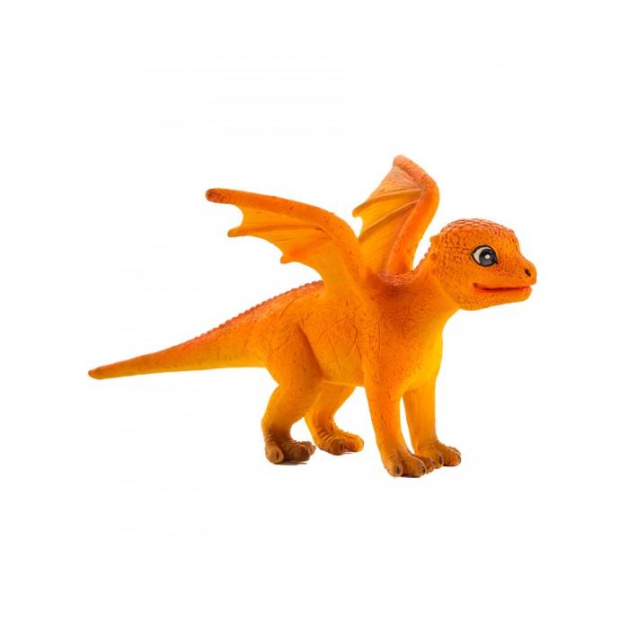 Игровые фигурки Mojo Фигурка Animal Planet Детеныш Огненного Дракона L mojo фигурка гиппопотам детеныш