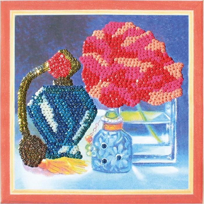 Картины своими руками Color Kit Картина из пайеток Натюрморт с духами картины своими руками color kit картина из пайеток собачка