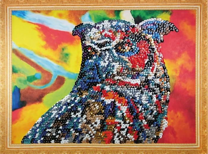 Купить Картины своими руками, Color Kit Картина из пайеток Мудрая сова