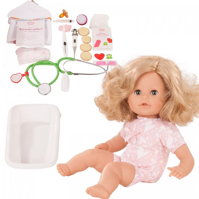 Картинка для Куклы и одежда для кукол Gotz Кукла Кози Аквини с аксессуарами Стань доктором 33 см
