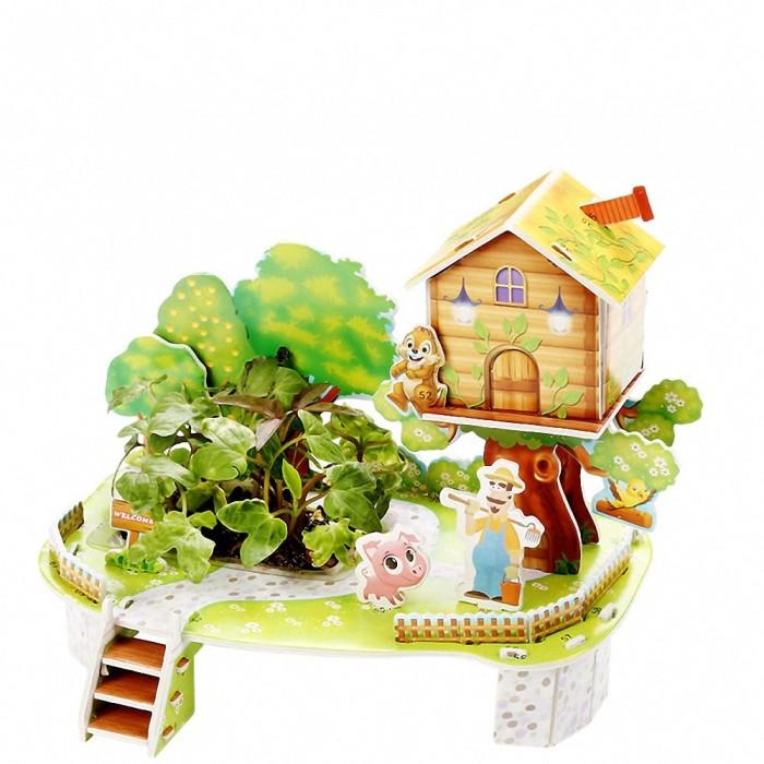цена на Пазлы Zilipoo Живой 3D Пазл Мой урожайный сад (28 деталей)