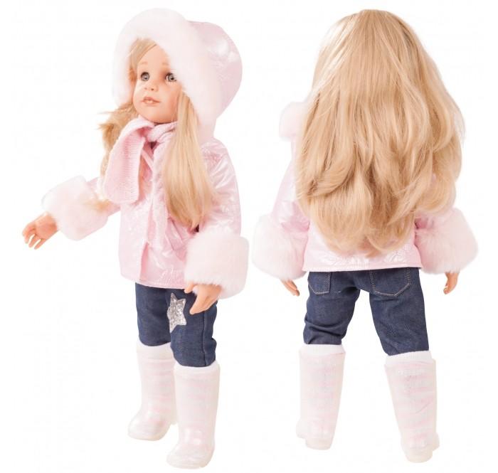Картинка для Куклы и одежда для кукол Gotz Кукла Ханна с набором всесезонной одежды 50 см