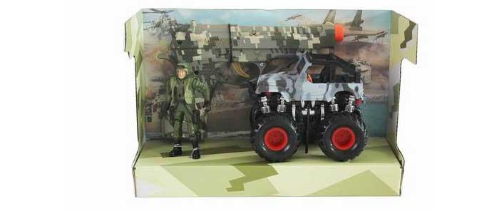 Игровые наборы Yako Набор Армия и Флот M0055-1