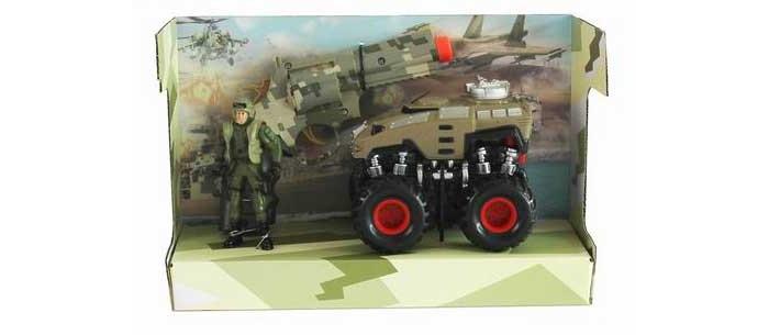 Купить Игровые наборы, Yako Набор Армия и Флот M0056-4