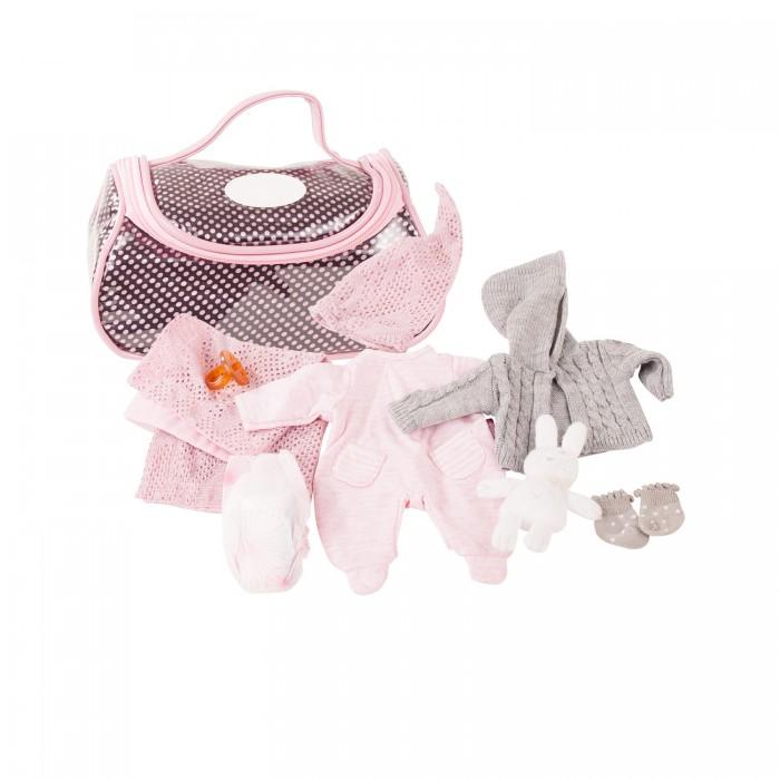 Купить Куклы и одежда для кукол, Gotz Набор одежды Кролик для кукол 30-33 см