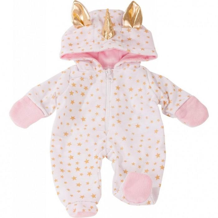 Картинка для Куклы и одежда для кукол Gotz Одежда комбинезон Единорог для кукол 30-33 см
