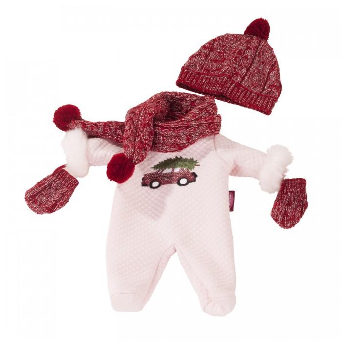 Купить Куклы и одежда для кукол, Gotz Набор одежды зимний комбинезон с аксессуарами для кукол 30-33 см