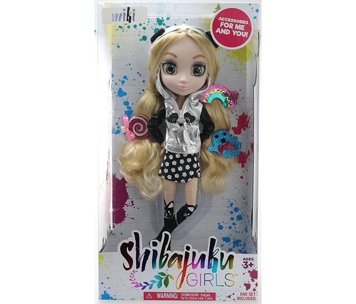 Shibajuku Girls Кукла Мики 4 33 см фото