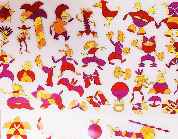 Купить Стеша Мозаика из фетра Геометрические чудеса в интернет магазине. Цены, фото, описания, характеристики, отзывы, обзоры