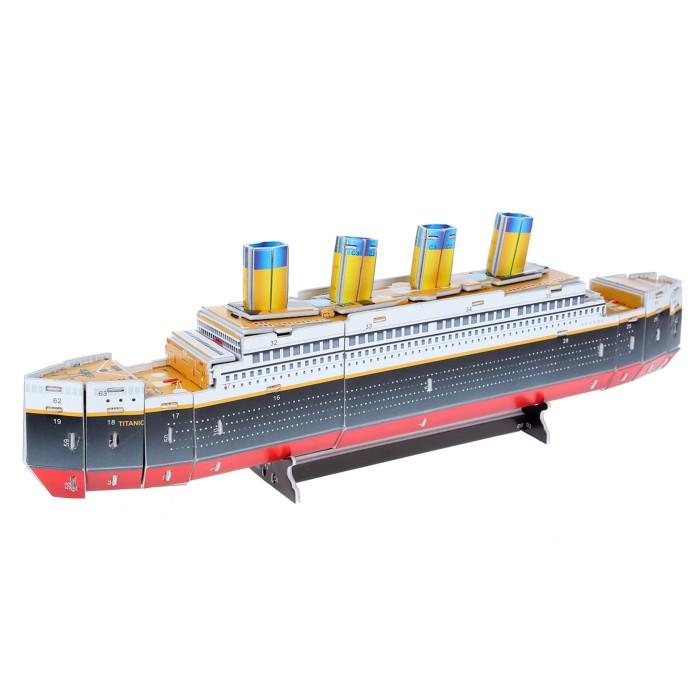 Пазлы Zilipoo 3D Пазл Титаник (36 деталей)