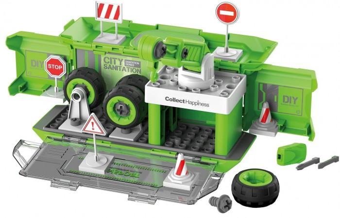 Купить Сборные модели, Shantou Bhs Toys Набор пластмассовых деталей Игровая станция 1CSC20004019