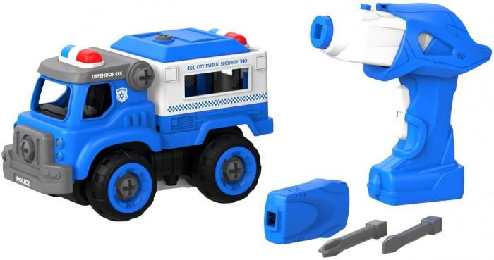 Shantou Bhs Toys Набор пластмассовых деталей Пожарного грузовика с пультом ДУ 1CSC20003897 фото