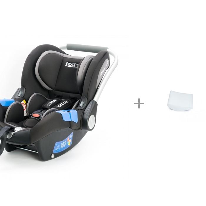 Купить Группа 0-0+ (от 0 до 13 кг), Автокресло Sparco F300K с вкладышем для новорожденного в детское автокресло АвтоБра