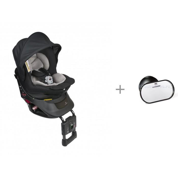Купить Автокресло Carmate Kurutto NT2 Premium с автомобильным зеркалом Ailebebe Monitor Mirror в интернет магазине. Цены, фото, описания, характеристики, отзывы, обзоры