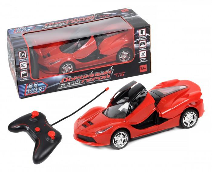 Купить Радиоуправляемые игрушки, BeBoy Машинка на радиоуправлении 1:18