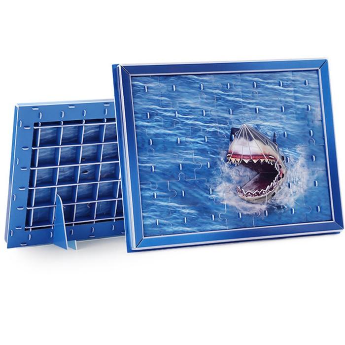 Zilipoo 3D картина Акулы (44 детали)