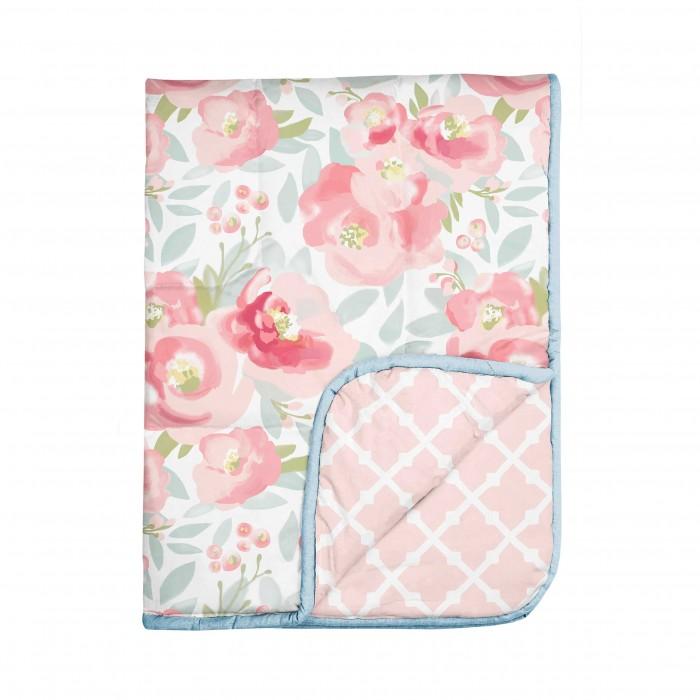 Одеяло Mom'Story Design для новорожденного Английские Розы фото