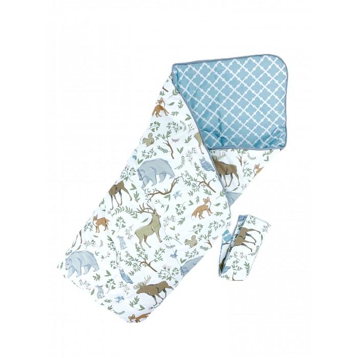Купить Одеяла, Одеяло Mom'Story Design для новорожденного Сказочный Лес