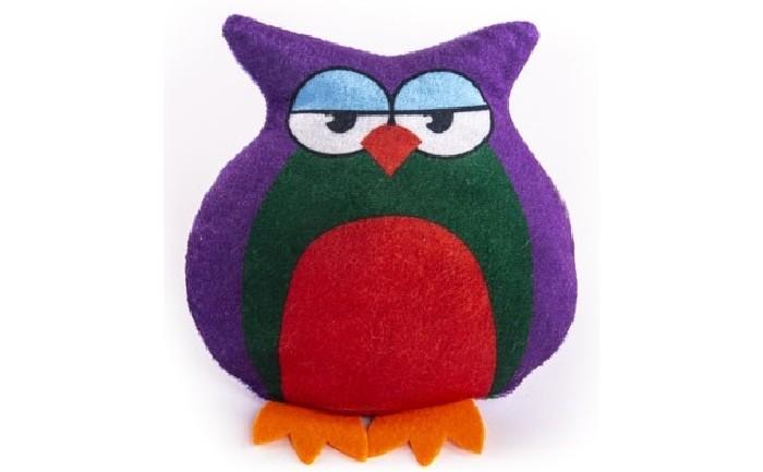 цена на Мягкие игрушки Button Blue Сова 15 см