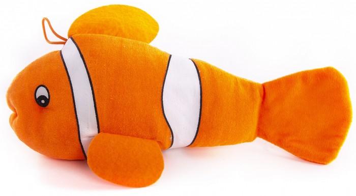 цена на Мягкие игрушки Button Blue Рыбка-апельсинка 35 см