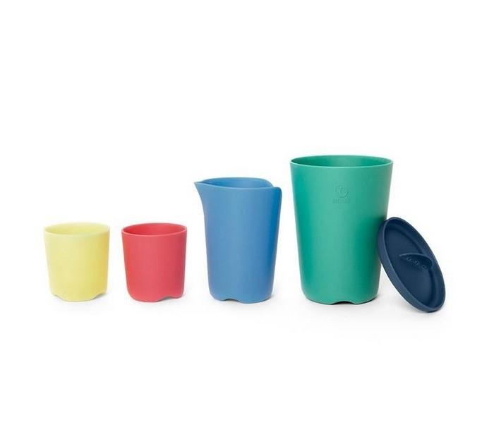 Купить Игрушки для ванны, Stokke Игрушки для купания Flexi Bath Toy Cups 5 шт.