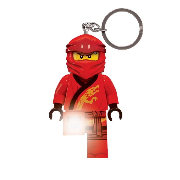 Купить Конструктор Lego Ninjago Брелок-фонарик для ключей Kai