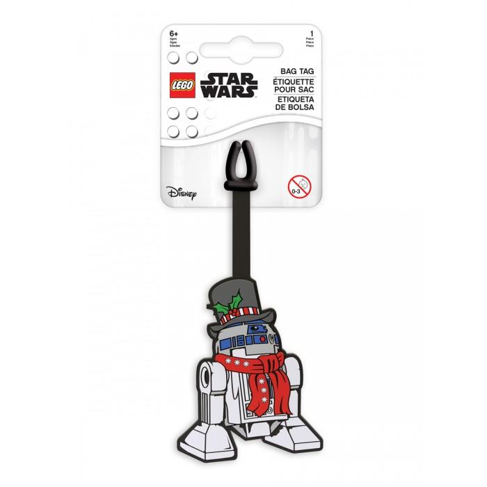 Купить Lego Star Wars Бирка для багажа R2 D2 Holiday в интернет магазине. Цены, фото, описания, характеристики, отзывы, обзоры
