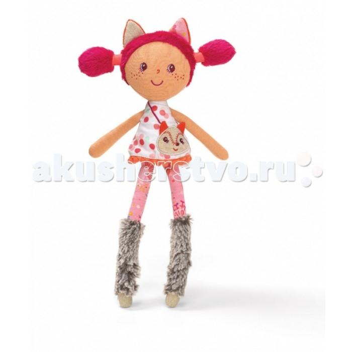 Куклы и одежда для кукол Lilliputiens Алиса цирковая куколка, маленькая max xl watches женские голландские наручные часы 5 max493
