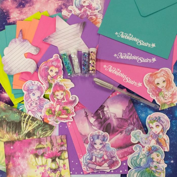 Купить Наборы для творчества, Nebulous Stars Набор для творчества Создание открыток