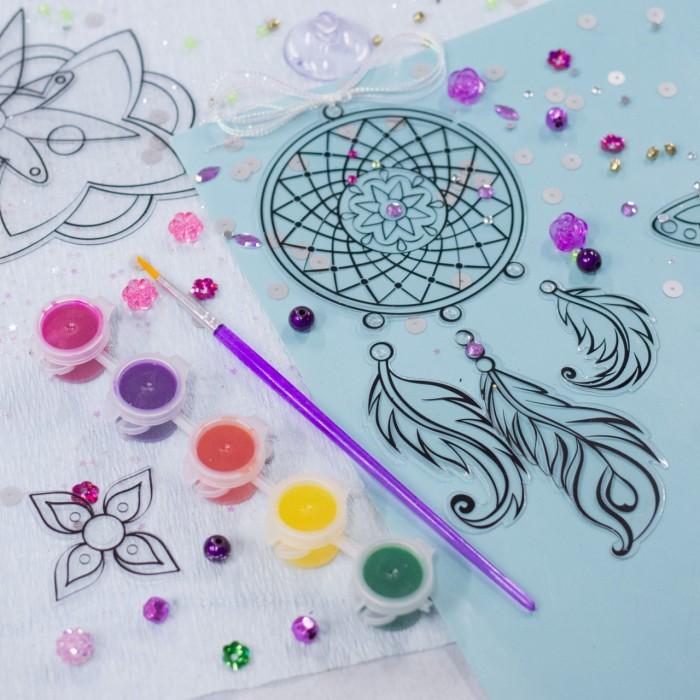 Купить Наборы для творчества, Nebulous Stars Набор для творчества Витражное очарование