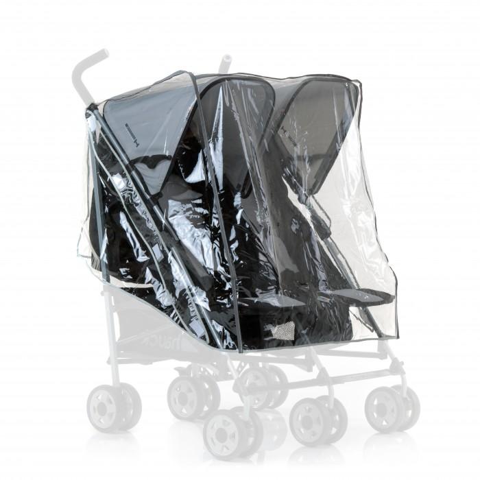 Дождевики на коляску Hauck Дождевик для колясок для двойни или погодок дождевик other brands 01