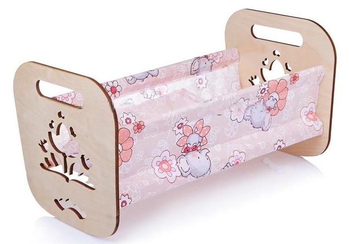 кроватки для кукол Кроватки для кукол Десятое королевство Катюша 02945