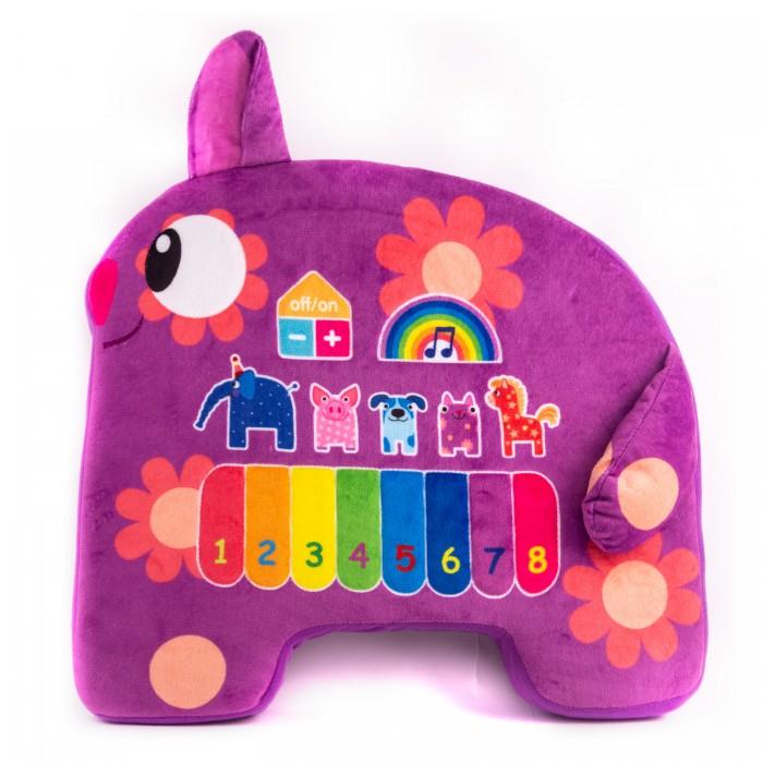Картинка для Развивающая игрушка Деревяшки музыкальная Кошечка Мяу