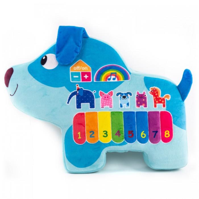 Картинка для Развивающая игрушка Деревяшки музыкальная Собачка Гав-Гав