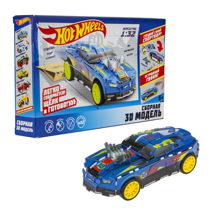 Сборные модели 1 Toy Hot wheels Автомобили D-Muscle