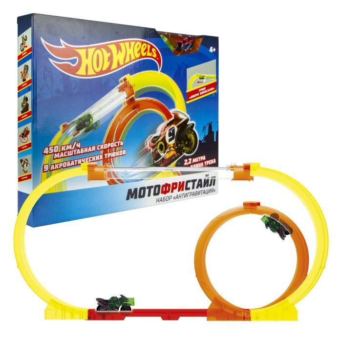 1 Toy Hot Wheels Мотофристайл Т16720