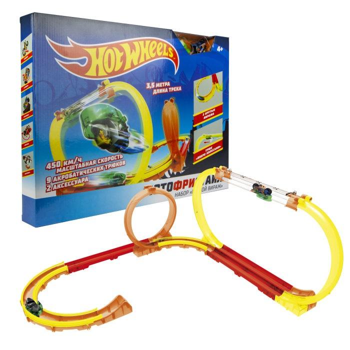 Купить Машины, 1 Toy Hot Wheels Мотофристайл Т16721